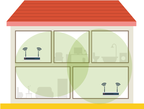 wlan strahlung gef hrlich oder nicht. Black Bedroom Furniture Sets. Home Design Ideas